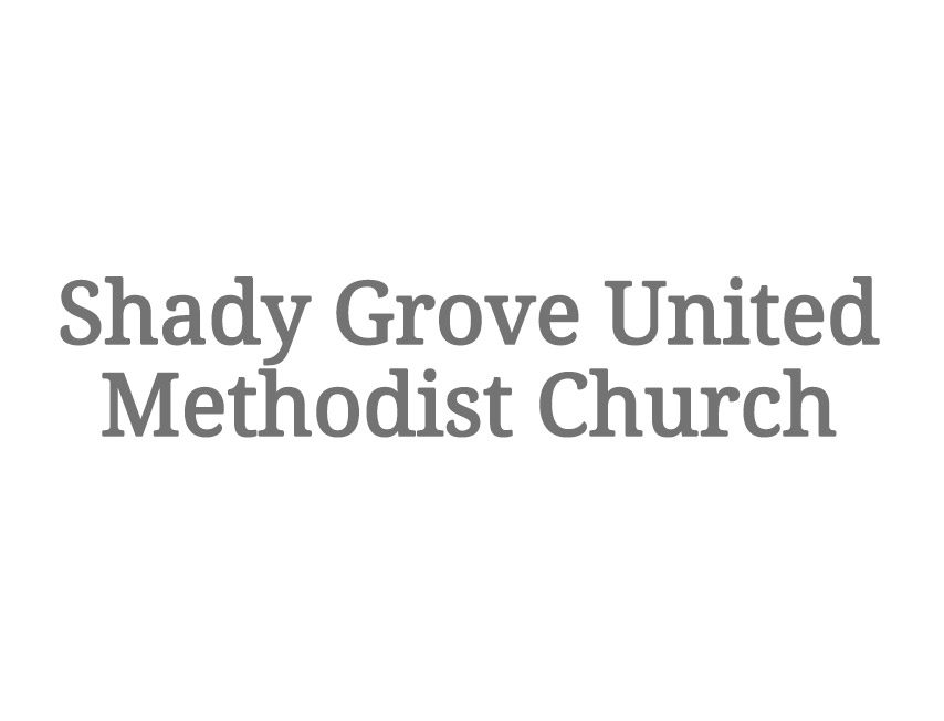 Shady Grove United Methodist Church Northern Davidson